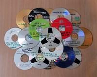 Colectie de CD-uri cu filme