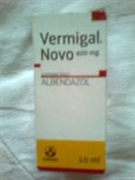 Vermigal Novo 400mg