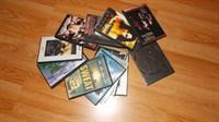 cd/dvd -filme