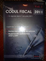 Codul fiscal 2011 - 3 volume