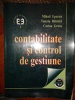 Contabilitate si control de gestiune