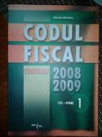 Codul fiscal comparat 2008-2009
