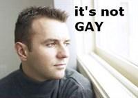 CD It's Not Gay