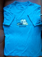 tricou verde HOUSE (1) - unisex -XXL