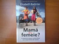 carte ''Mama sau femeie?''