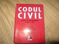4002. Carte - Codul Civil