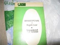4076. Shakespeare - Regele Lear, Negutarorul din Venetia