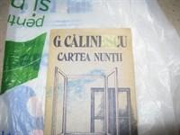 4090. G. Calinescu - Carteas nuntii