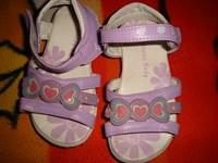 Sandale fetite mărimea 24