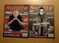 2 Reviste Sunete