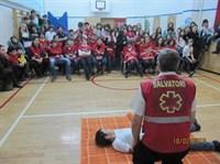 Curs de prim ajutor (BLS - Basic Life Support) in Bucuresti