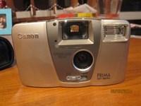 aparat foto cu film Canon