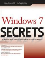 E-book Windows 7 Secrets