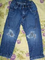 Jeans H&M baietei 1-1.5 ani