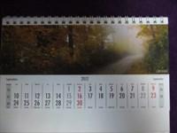 Calendare vechi cu peisaje-2012 si 2013