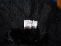 palarie dantela neagra noua