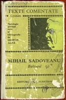 Texte comentate - Baltagul, Mihail Sadoveanu
