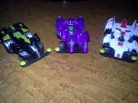 3 masinute de curse