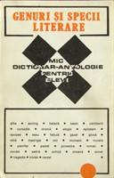 Mic dictionar-antologie pentru elevi