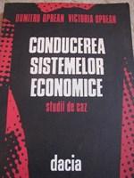 Carte: Conducerea sistemelor economice