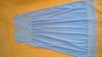 Camasa de noapte bleu