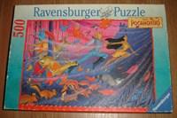 Puzzle Ravensburger Disney's Pocahontas 500 piese
