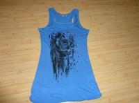 bluza Clockhouse S albastra