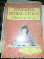 Caiet Educatie moral-civica