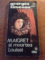 carte Maigret si moartea Louisei