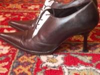 Pantofi dama nr.36 , pentru picior subtire