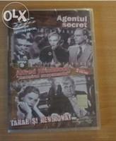 Dvd 9 Agentul secret / Tanar si nevinovat - Alfred Hitchcock