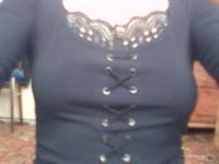 bluzita stil gotic