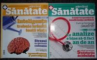 2 reviste Adevarul - Sanatate