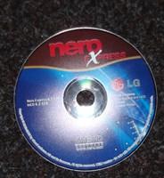 CD Nero Express, InCD