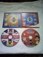 CD limba engleza