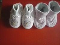 2 perechi papucei de casa