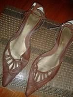 Pantofi de damă maro 2