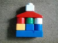 LEGO pt bebelusi, marca Chicco