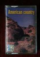 "1 caseta audio  ""American Country"""