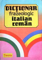 Dictionar frazeologic italian roman