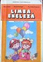 Limba Engleza - manual pt clasa a IV-a