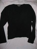 Bluza neagra cu anchior