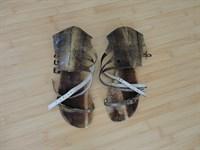 sandale 38 din piele de sarpe