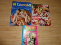 3 reviste cu retete si nu numai