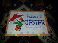 """Carticica """"Povestea lui Jester"""""""