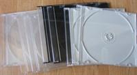 8 Carcase CD-uri subtiri