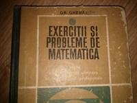 4314. Gheba - Exercitii si probleme de matematica