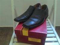 Pantofi barbat din piele negri masura 39