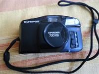 Aparat foto Olympus cu film