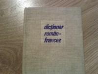 4411. Dictionar Roman-Francez